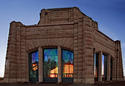 VISTA HOUSE AT CROWN POINT, SUNSET